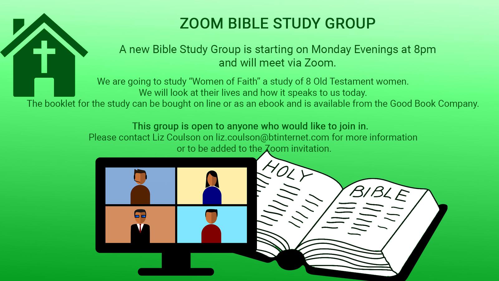 Bible Study Group