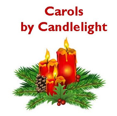 Carol Service: youngsters and choir support excellent service