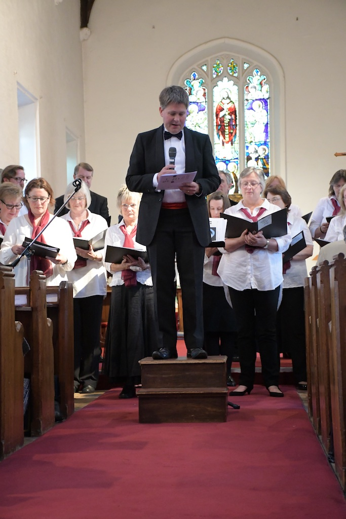 Higham Choral Group Concert