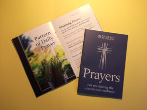 Prayer Booklet