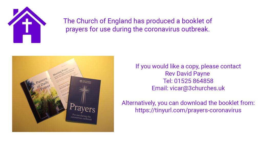prayer book details