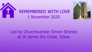 Remembered with Love