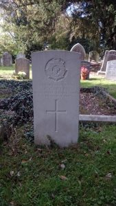 PHOTO - Silsoe War Grave